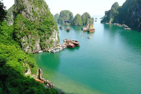 Tour Sài Gòn - Hà Nội - Sapa - Hạ Long