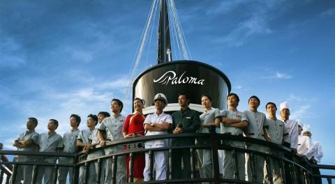 Tour Du thuyền Paloma