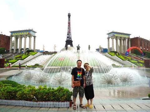 TOUR NAM NINH - QUẢNG CHÂU - THÂM QUYẾN